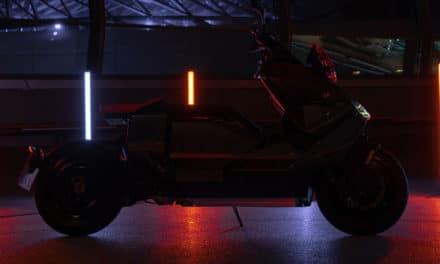 Scooter électrique BMW : Présentation officielle du CE-04