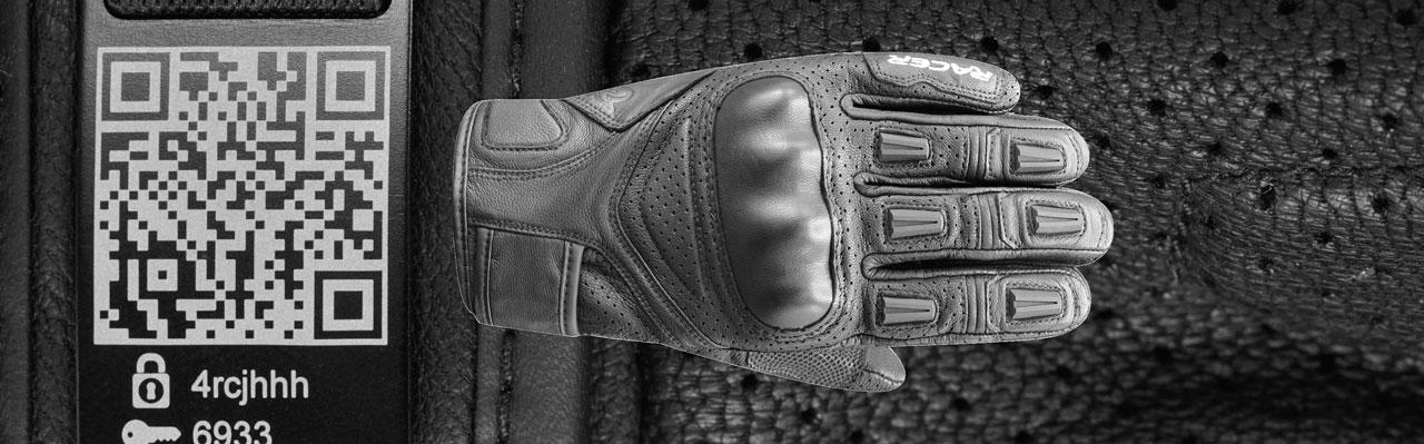 Racer : Un gant qui peut sauver des vies