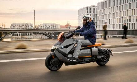 BMW CE 04 : Toutes les infos sur le nouveau scooter électrique BMW