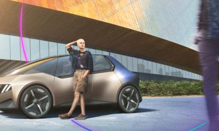 BMW i Vision Circular : luxe, écologie et recyclabilité