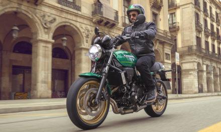 Permis A2 : Introduction de la nouvelle Kawasaki Z650RS