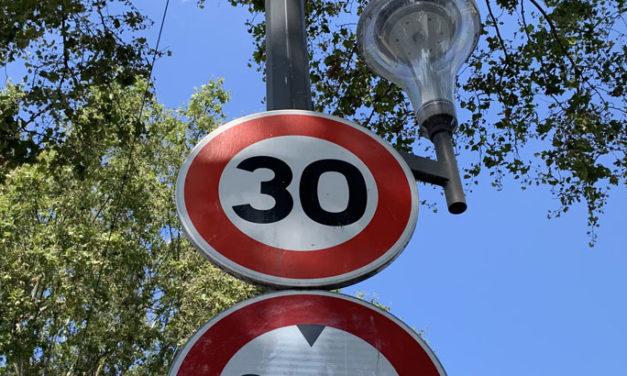 Paris : c'est désormais 30 km/h presque partout
