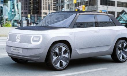 Volkswagen ID.life : SUV urbain du futur vu par VW