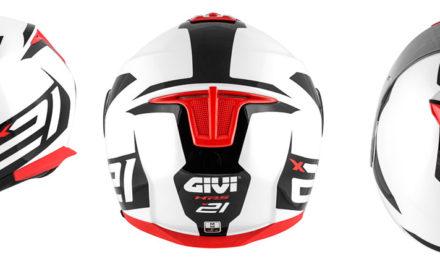 GIVI X21 Challenger Spirit : le modulable version sport