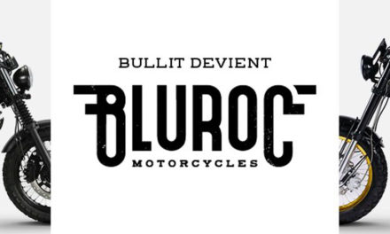 Moto : Bullit Motorcycles devient Bluroc Motorcycles