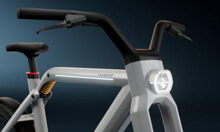 Speedbike VanMoof V : Vélo ou scooter ?
